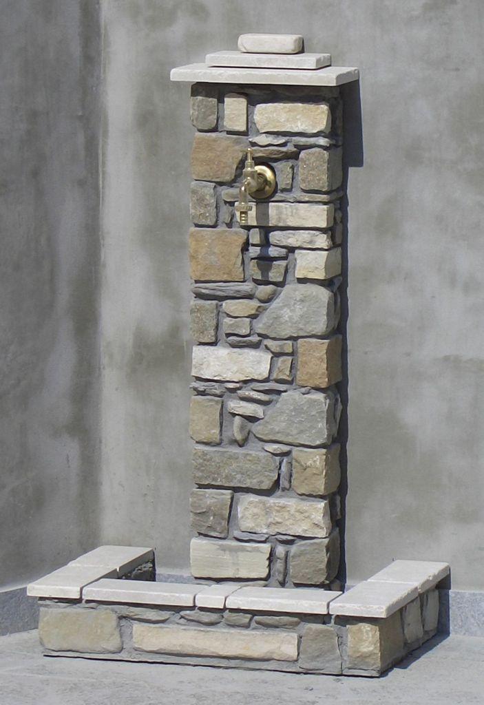 Arte in Pietra: fontane in pietra