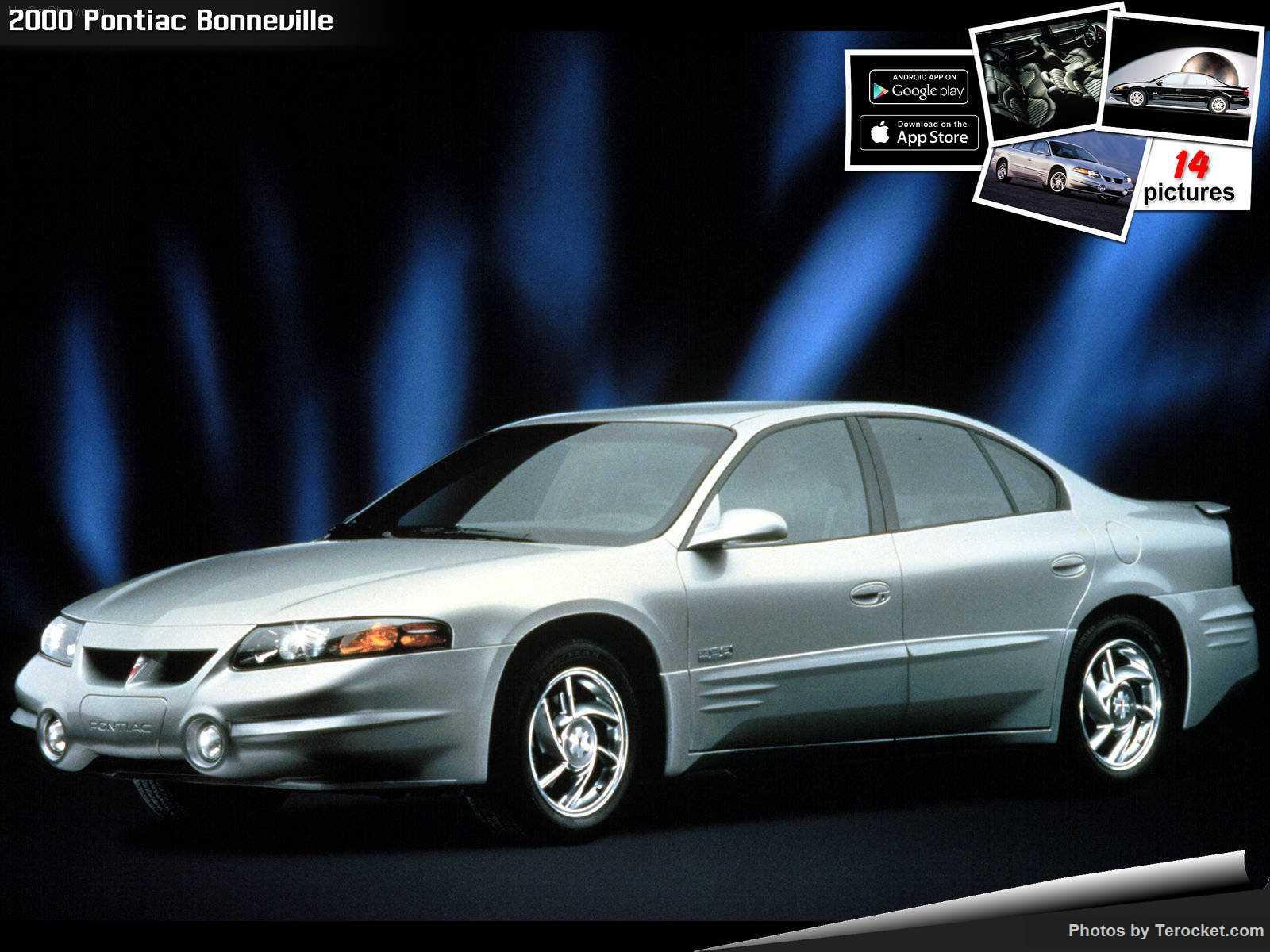 Hình ảnh xe ô tô Pontiac Bonneville 2000 & nội ngoại thất