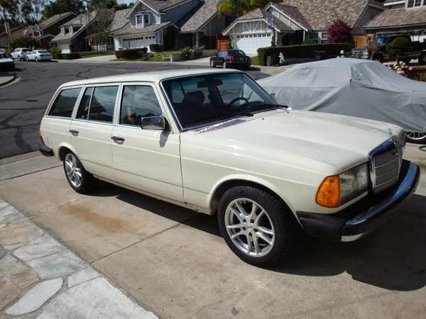 Daily turismo 5k already gone 1980 mercedes benz wagon for Mercedes benz 300td wagon for sale craigslist