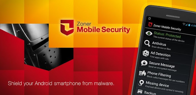 Zoner Mobile Security v1.0.1 APK