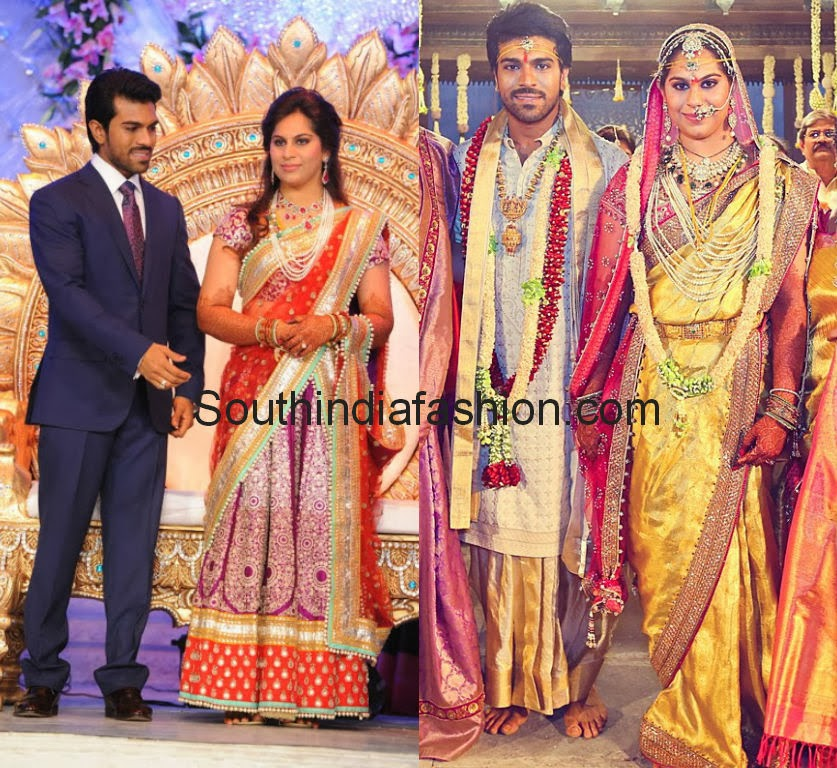 ram charan upasna marriage photos