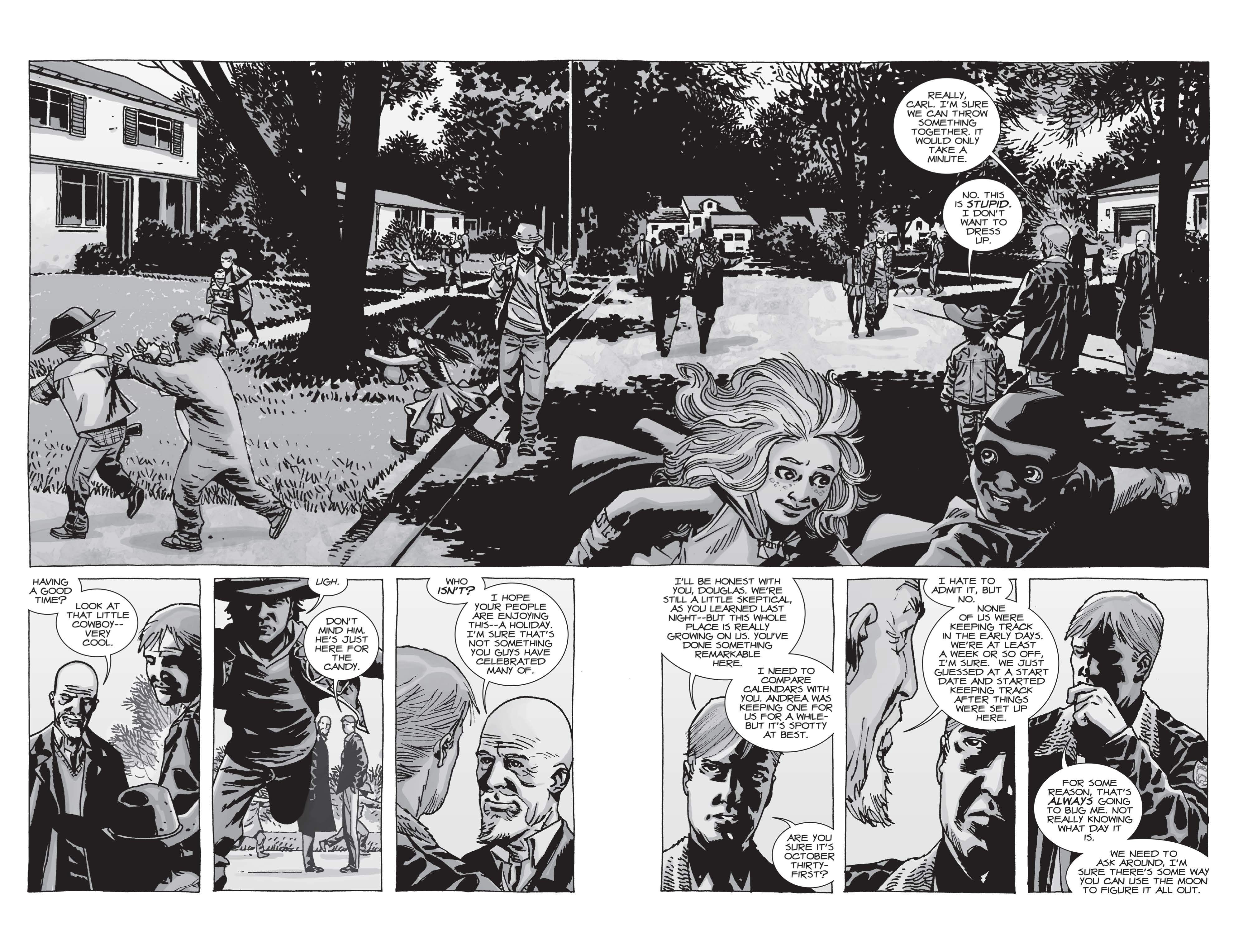 The Walking Dead Issue #71 Page 15