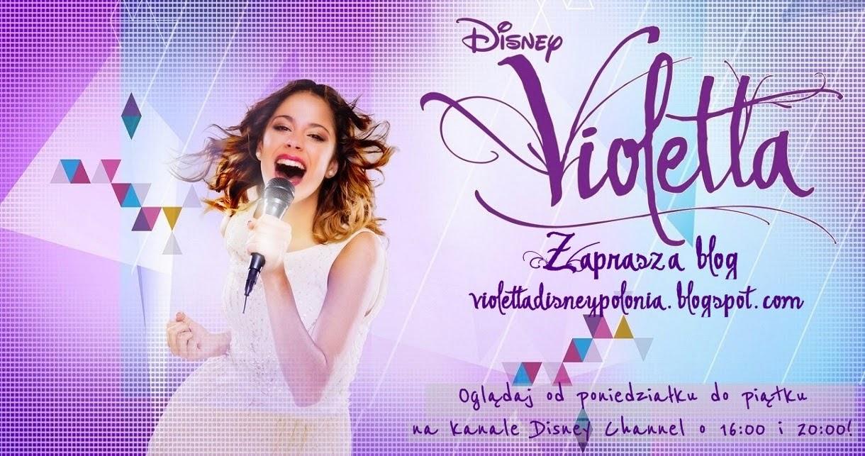 Oglądaj od poniedziałku do piątku serial Violetta, o godzinie 16:00 i 20:00!