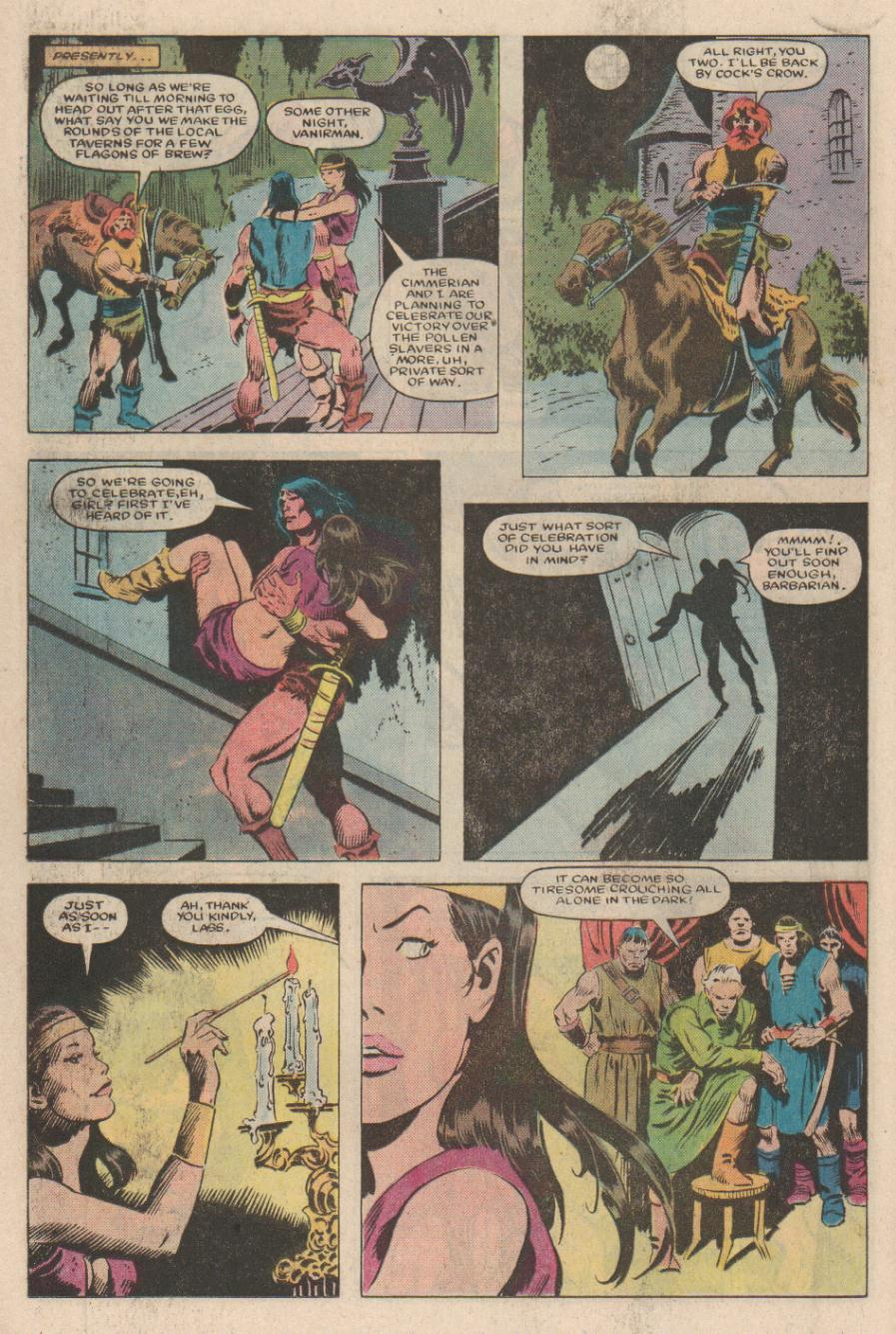 Conan the Barbarian (1970) Issue #167 #179 - English 13