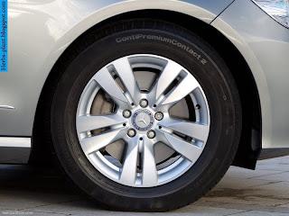 Mercedes e300 tyres/wheel - صور اطارات مرسيدس e300