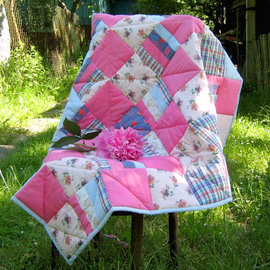 пэчворк, quilt, одеяло