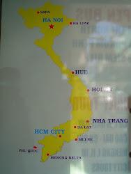 Informations sur le Vietnam