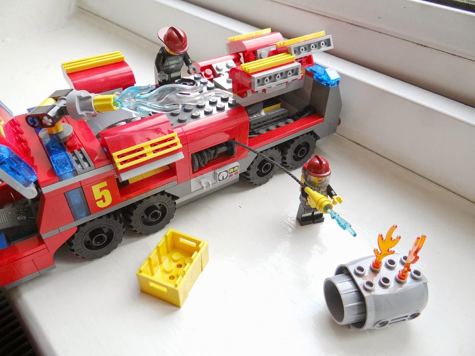 LEGO City, LEGO Disney Princess, LEGO Mixels
