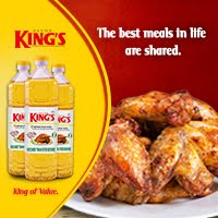 Devon kings cooking oil