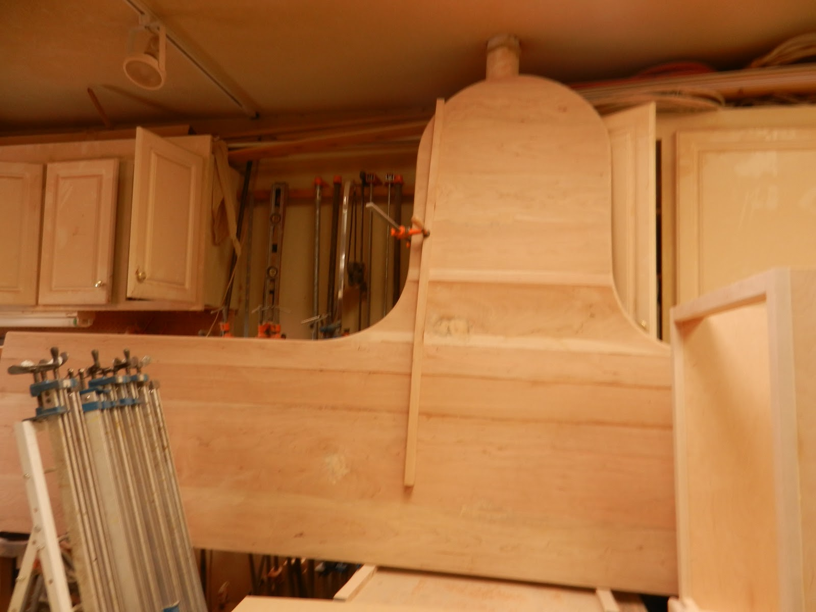 As you like it designs llc in the woodworker shop a 2 for Best home offices pictures