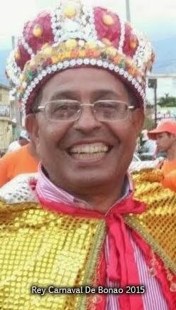 Rey Carnaval Bonao 2015