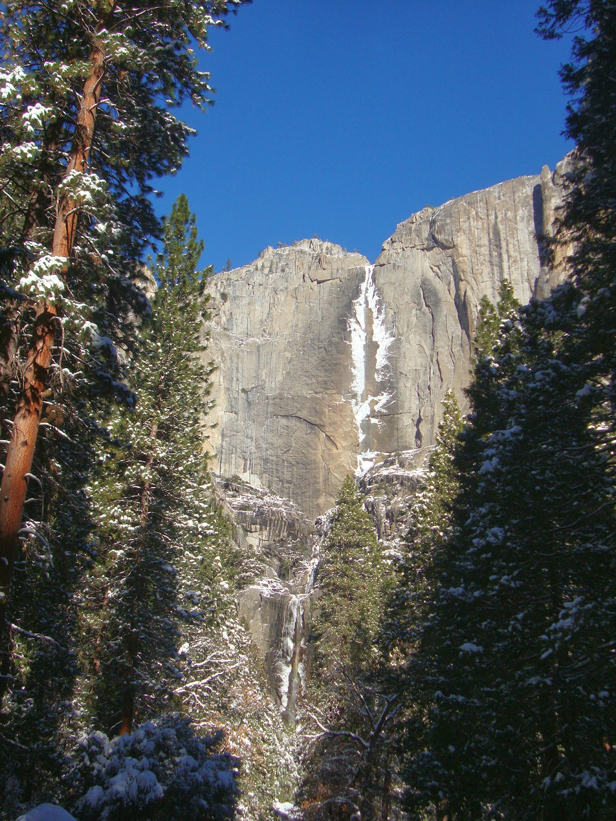 Blogkitch Photo Gallery Yosemite National Park December