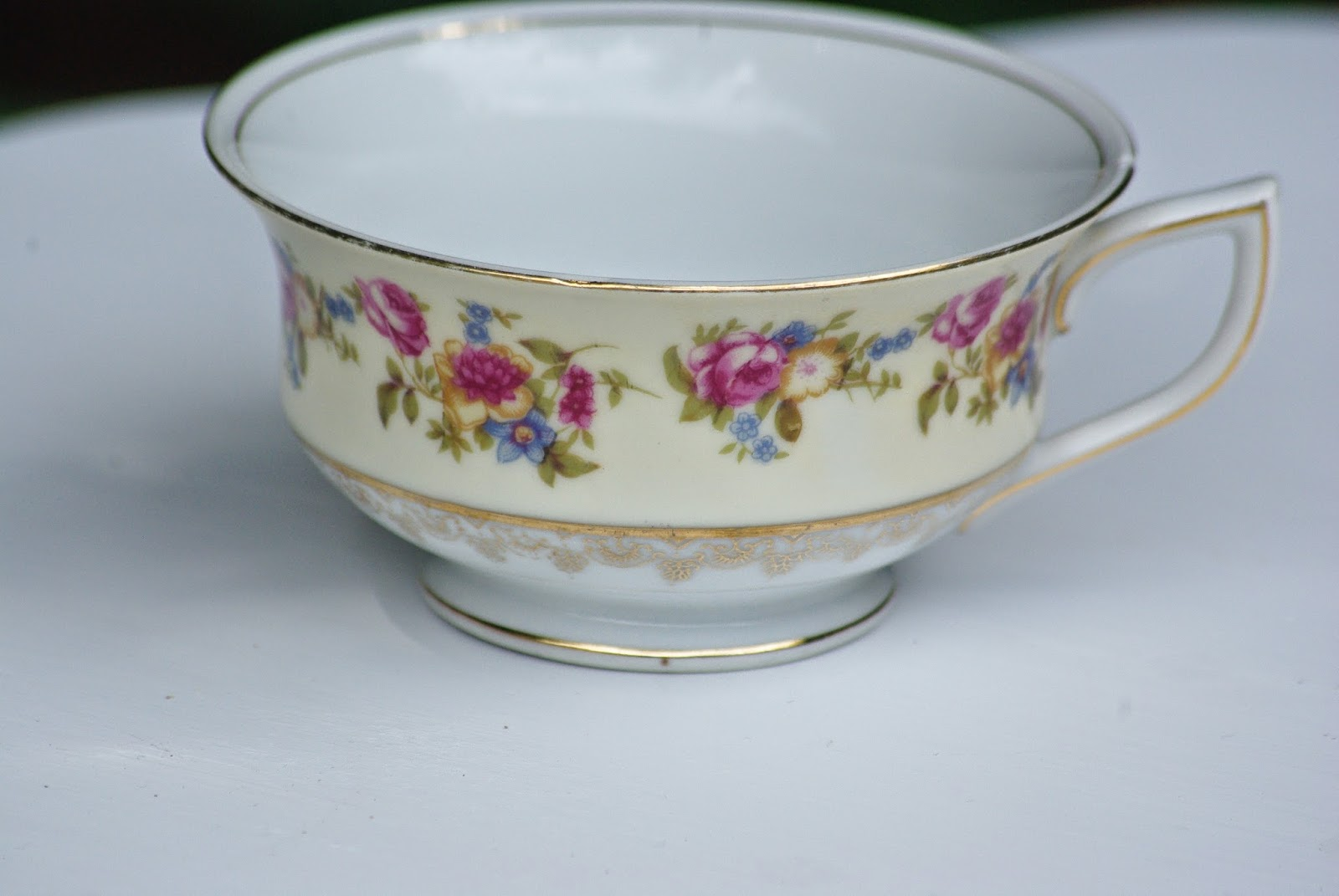 A Country Rose Tallahassee Florist Vintage China Rental