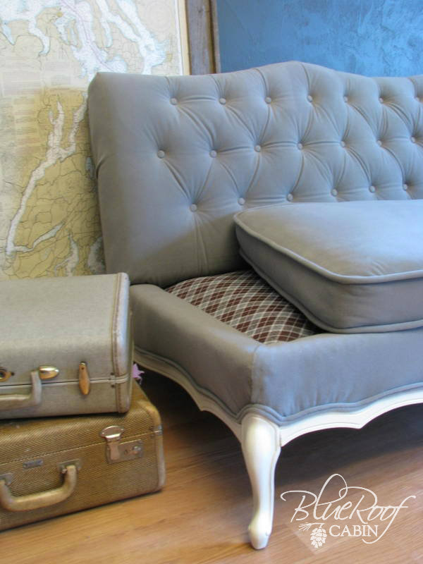 Reupholster Couch Cushion. So Einfach Kann Man Polster Neu Beziehen. Sofacost To Reupholster A ...