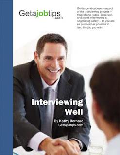 Interviewing Well, interviewing effectively, strategic interviewing, Kathy Bernard,