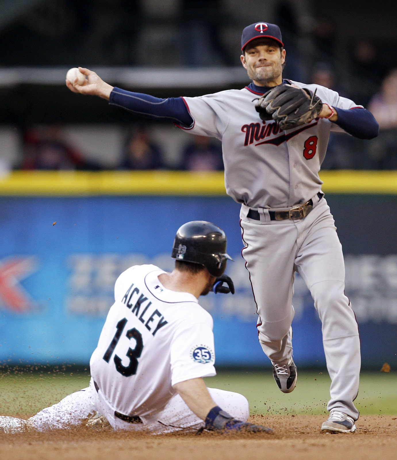 Baseball Outsider: Here Comes Brian Dozier