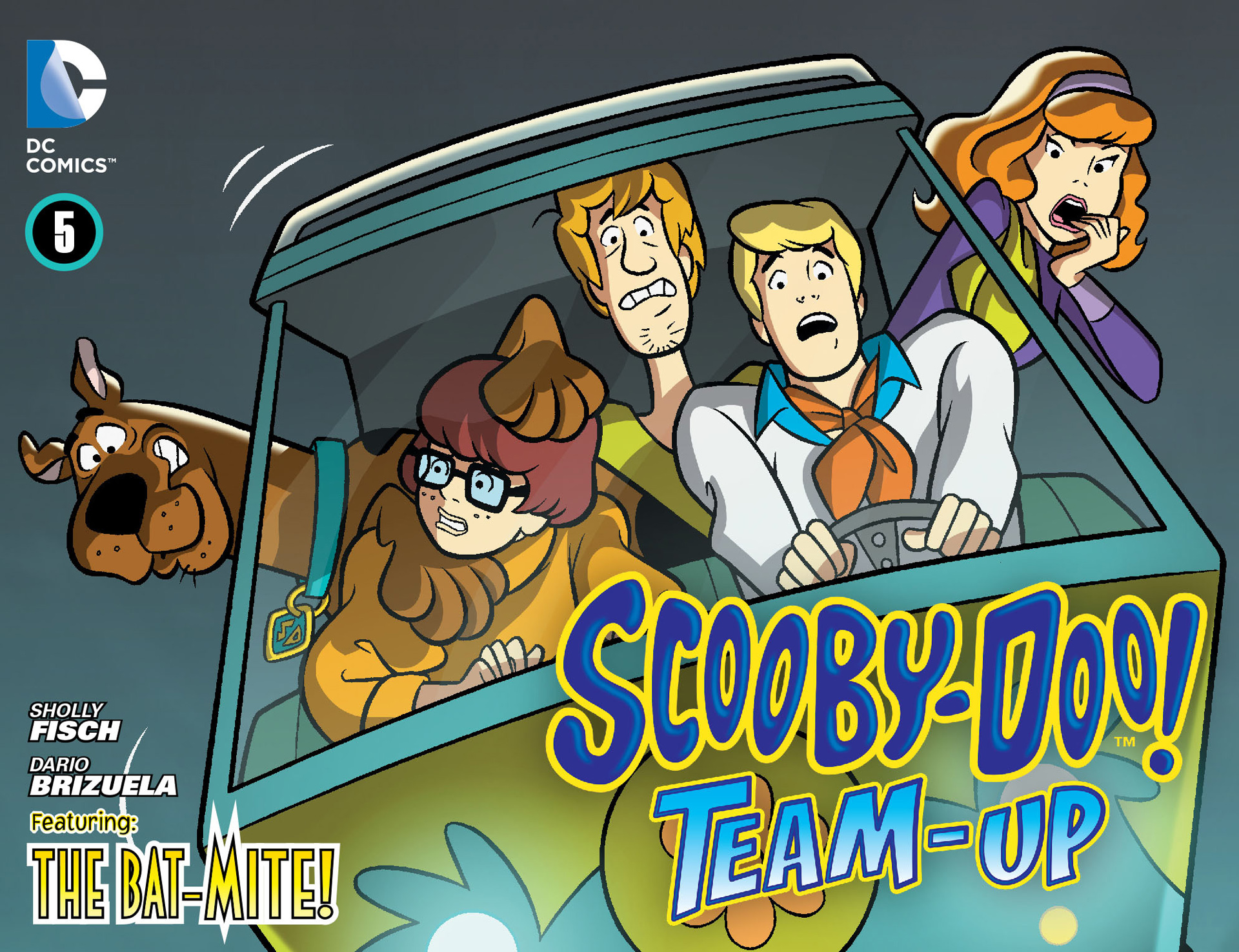 Read online Scooby-Doo! Team-Up comic -  Issue #5 - 1