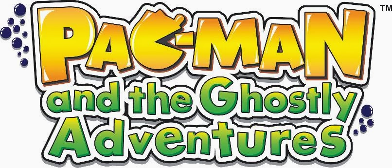 PAC-MAN and the Ghostly Adventures #Review