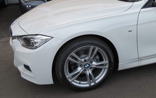 BMW 320i M-Sport 2016 Active Flex