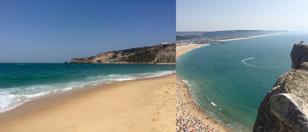 peexo fashon blogger holiday in portugal nazaré