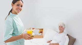 Asistencia a pacientes encamados
