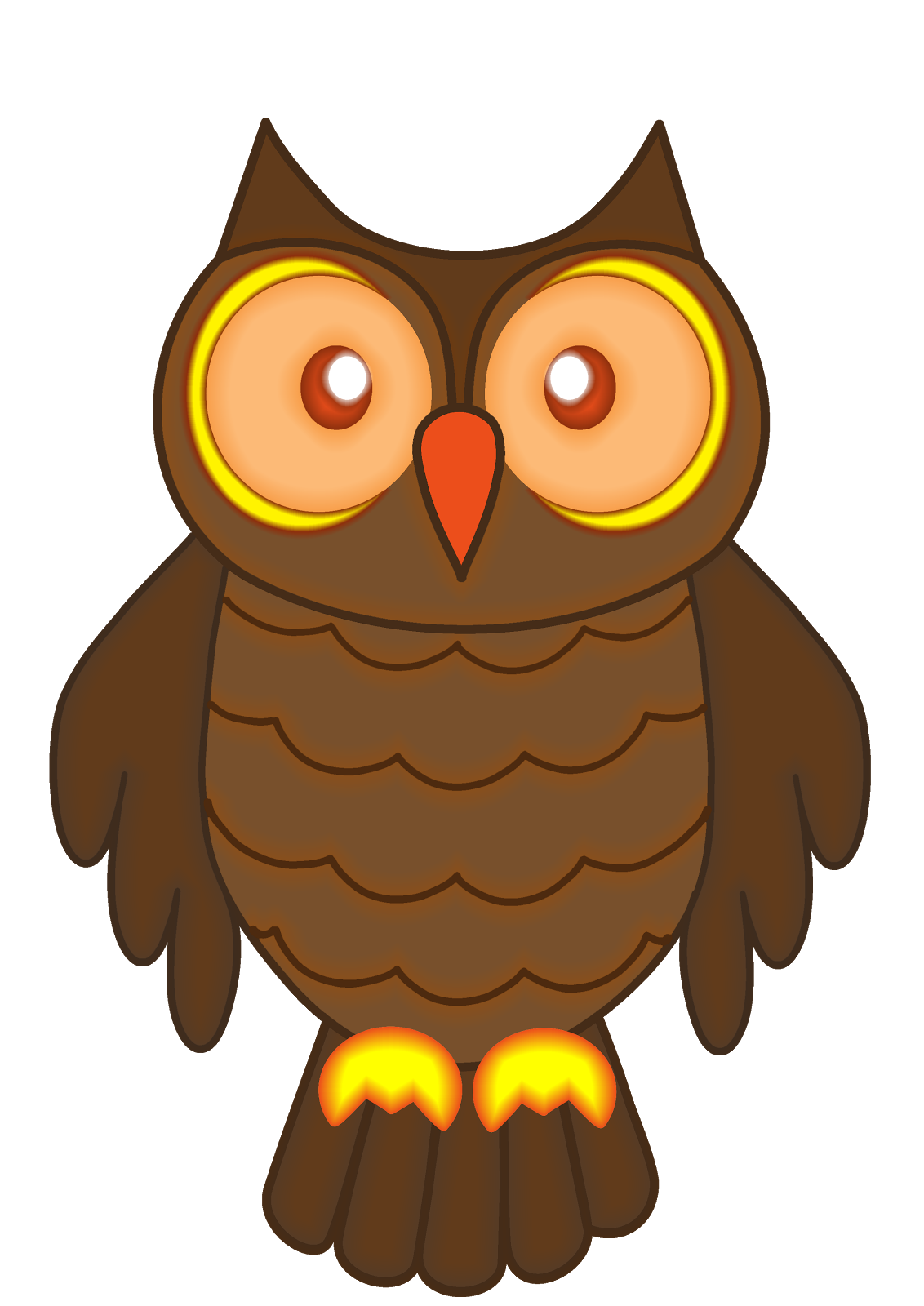 ... owl clip art displaying 16 images for fall owl clip art toolbar