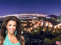 Eva Longoria Hollywood Hills Villa