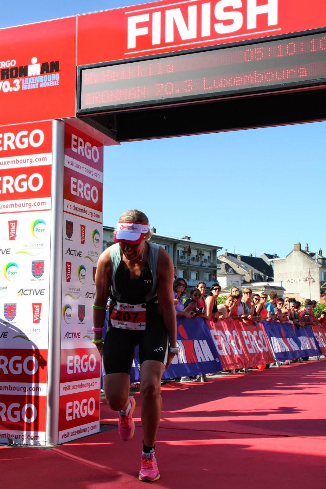 IM 70.3 Luxembourg