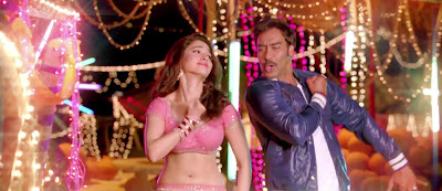 Tamannaah Hot Still in Himmatwala movie