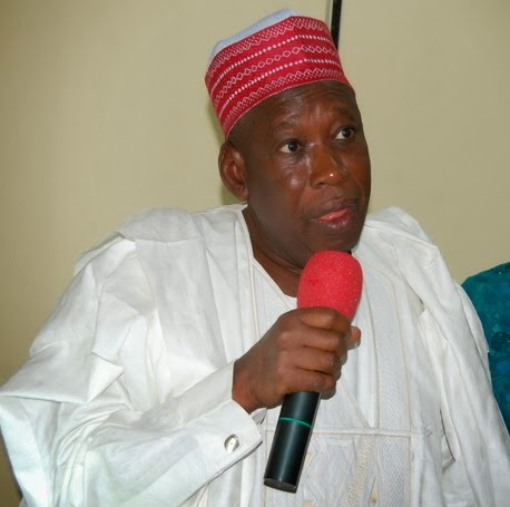 kano governor 108million renovate deputy office