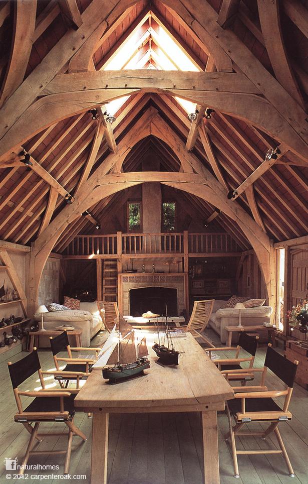 Lloyds Blog Oak Timber Framed House In Devon England