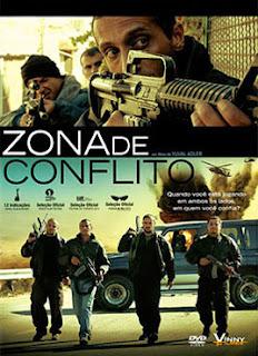 Zona de Conflito - DVDRip Dual Áudio