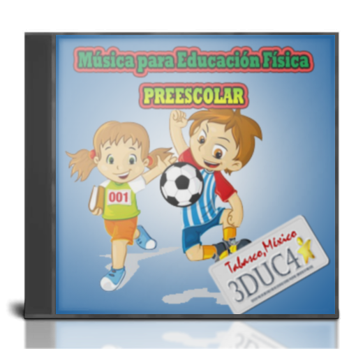 educacion fisica en educacion preescolar: