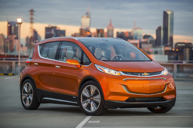 Chevrolet Partnered With LG to Develop the New Bolt EV