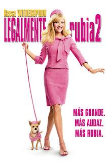 Legalmente Rubia 2 (2003)