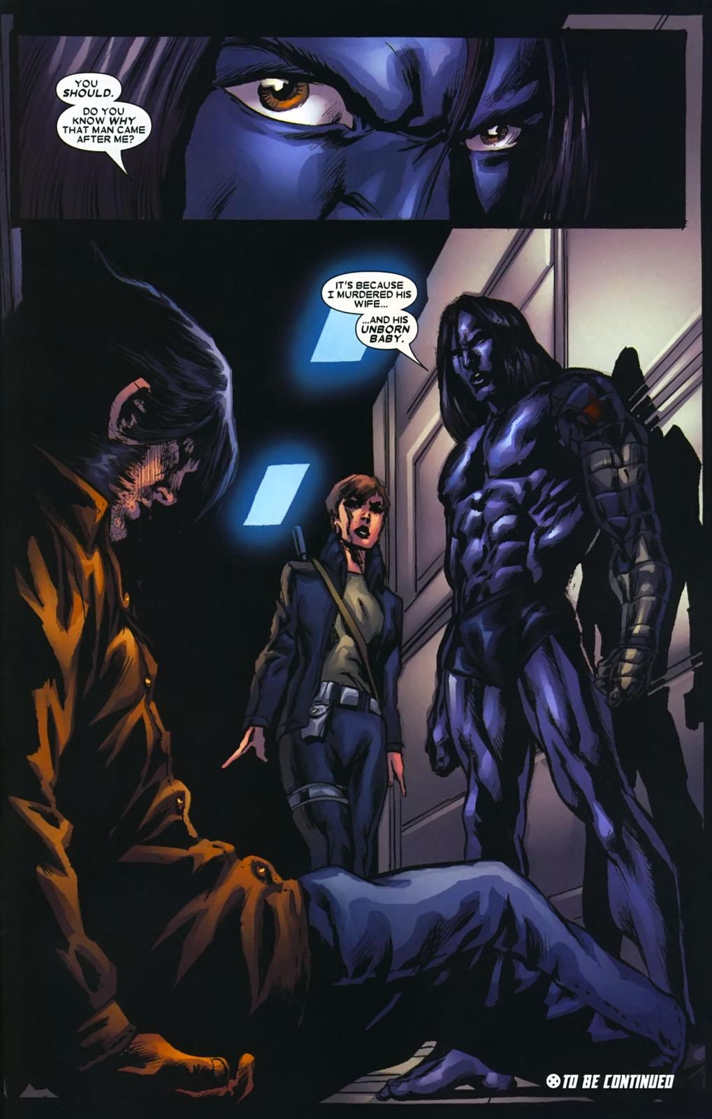 Read online Wolverine (2003) comic -  Issue #39 - 24