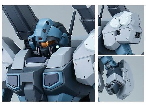 master grade jesta cannon detail look