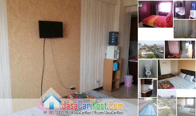 Kost Exclusif Apartment Soekarno #U12, Sewa Apartemen di Malang