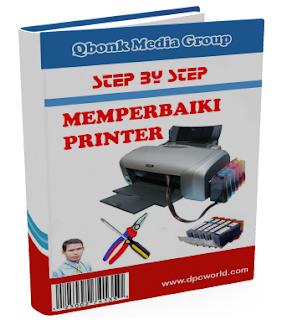 Cara Memperbaik Printer - Ebook Teknisi Printer
