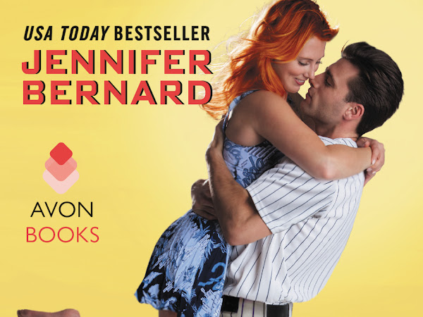Cris Reads: CAUGHT BY YOU (Love Between the Bases #2) by Jennifer Bernard