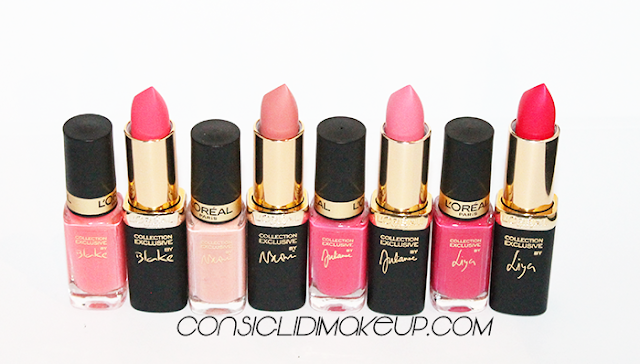 Review: Collection Exclusive La Vie En Rose Rossetti&Smalti - L'Oreal Paris