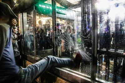 Terrorismo do Movimento Passe Livre - Blog do Asno