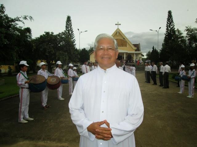 Cha Luy Nguyễn Quang Vinh