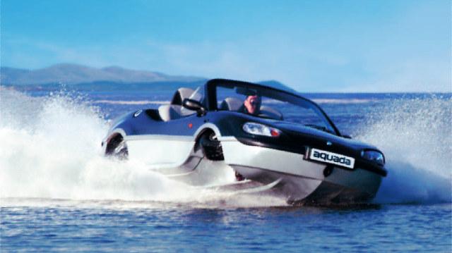 el futuro está aquí: vehículos híbridos que ya están inventados