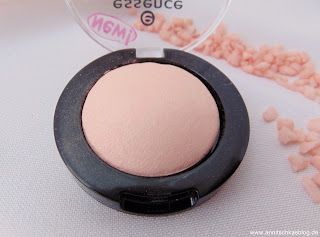 Essence - I love Nude Eyeshadow - 02 Cake Pop - www.annitschkasblog.de