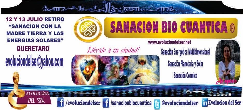 RETIRO SANACION BIO CUANTICA * ENTRENAMIENTO VIVENCIAL NUEVA CONCIENCIA