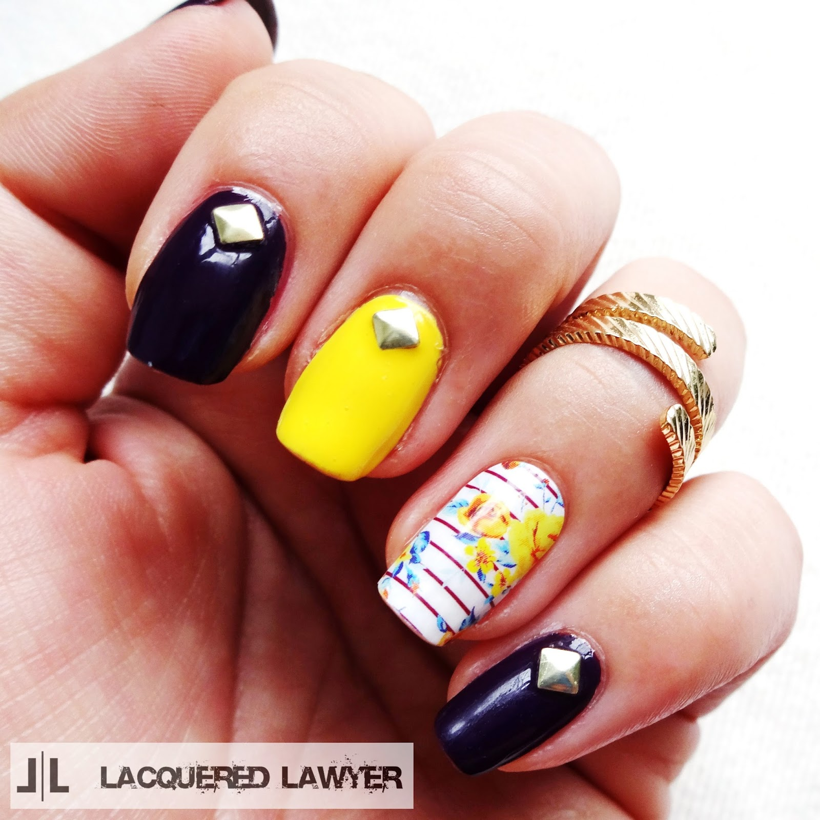 Jamberry Nail Art