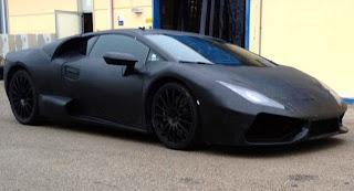 Nuova Lamborghini Gallardo Carbrera
