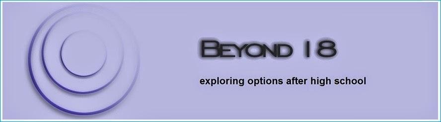 Beyond 18