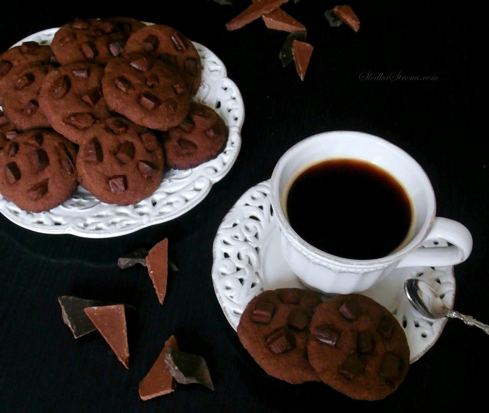 ciasteczka z czekolada